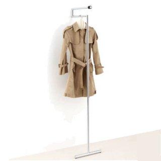 壁に立てかけるだけのスイス発ハンガーラック MOX SNAP coat hanger rack