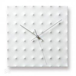 掛け時計 北欧 シンプル かわいい レムノス 音のしないスイープムーブ 塚本カナエ Aggressive(L)
