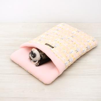 お絵かきラビットおふとん寝袋 Mサイズ