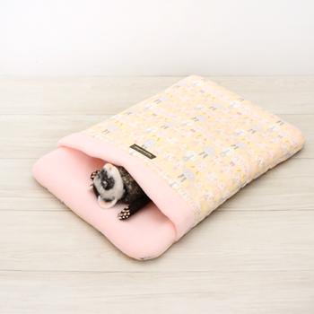 お絵かきラビットおふとん寝袋 Lサイズ