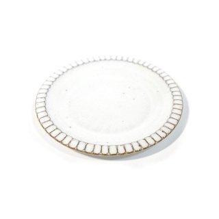 【もりたうつわ製作所】5寸鎬皿
