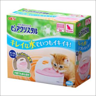 ピュアクリスタル サークル・ケージ 子猫用