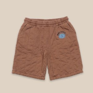 <img class='new_mark_img1' src='https://img.shop-pro.jp/img/new/icons20.gif' style='border:none;display:inline;margin:0px;padding:0px;width:auto;' />30%OFF Quilted Bemuda Shorts /  BOBO CHOSES aw20