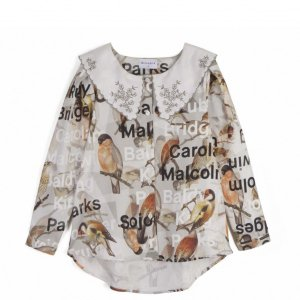 <img class='new_mark_img1' src='https://img.shop-pro.jp/img/new/icons20.gif' style='border:none;display:inline;margin:0px;padding:0px;width:auto;' />30%OFF WOLF & RITA  TATIANA BLOUSE / 2020AW