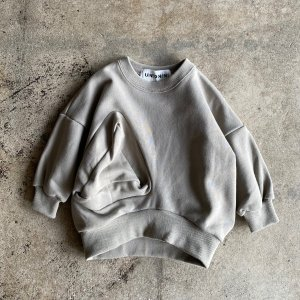 <img class='new_mark_img1' src='https://img.shop-pro.jp/img/new/icons14.gif' style='border:none;display:inline;margin:0px;padding:0px;width:auto;' />○△ sweat shirt / smokey green / UNIONINI  2020aw