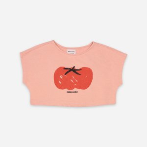 <img class='new_mark_img1' src='https://img.shop-pro.jp/img/new/icons14.gif' style='border:none;display:inline;margin:0px;padding:0px;width:auto;' />Tomato Cropped Sweatshirt /  BOBO CHOSES SS21