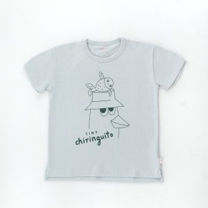 <img class='new_mark_img1' src='https://img.shop-pro.jp/img/new/icons14.gif' style='border:none;display:inline;margin:0px;padding:0px;width:auto;' />FRIENDS TEE / pale grey ink blue / tiny cottons 2021ss