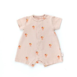 <img class='new_mark_img1' src='https://img.shop-pro.jp/img/new/icons14.gif' style='border:none;display:inline;margin:0px;padding:0px;width:auto;' />ICE CREAM CUP ONE-PIECE / dusty pink papaya / tiny cottons 2021ss