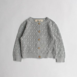 <img class='new_mark_img1' src='https://img.shop-pro.jp/img/new/icons14.gif' style='border:none;display:inline;margin:0px;padding:0px;width:auto;' />AS WE GROW / DIAMOND CARDIGAN / grey