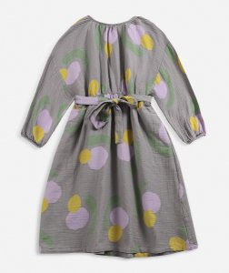 <img class='new_mark_img1' src='https://img.shop-pro.jp/img/new/icons14.gif' style='border:none;display:inline;margin:0px;padding:0px;width:auto;' />Fruits All Over woven dress /  BOBO CHOSES 21AW
