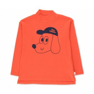 <img class='new_mark_img1' src='https://img.shop-pro.jp/img/new/icons14.gif' style='border:none;display:inline;margin:0px;padding:0px;width:auto;' /> TINY EXPLORER MOCKNECK TEE  / tiny cottons 2021aw