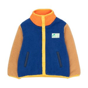 <img class='new_mark_img1' src='https://img.shop-pro.jp/img/new/icons14.gif' style='border:none;display:inline;margin:0px;padding:0px;width:auto;' />color block polar jacket / ultramarine clay  / tiny cottons 2021aw