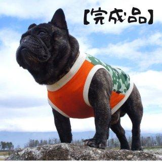 【完成品・即発送】クールタンク/JUNBULL/オレンジ/ちびラーナくん