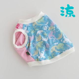 【ぴったりサイズ】クールタンク/ 海月 KURAGE/ピンク