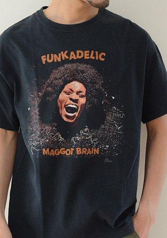 00年代 ファンカデリック マゴット・ブレイン ロック Tシャツ Funkadelic Maggot Brain T-Shirt