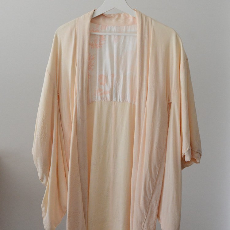 Haori Jacket Japan Vintage Antique Kimono 50〜60s   羽織 着物 ジャパンヴィンテージ 50〜60年代