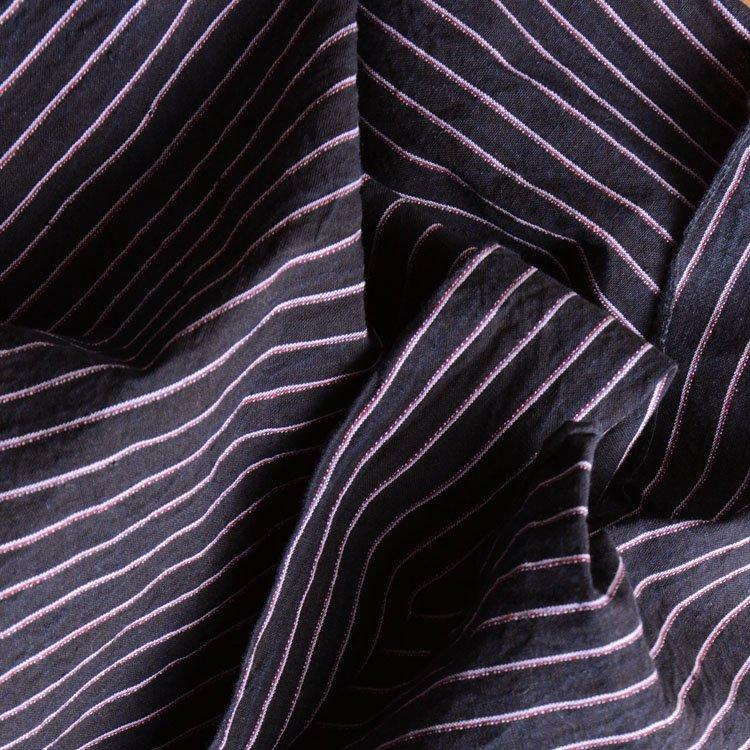古布 木綿 はぎれ 縞模様 ジャパンヴィンテージ スカーフ 昭和 1 | Japanese Fabric Vintage Cotton Stripe Scraps Scarf