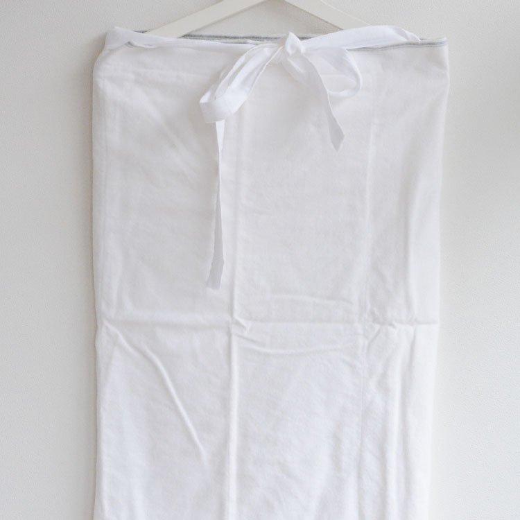裾よけ 着物 お腰 ジャパンヴィンテージ コットンフランネル 昭和 | Kimono Cotton Fabric Flannel Susoyoke Okoshi Underwear