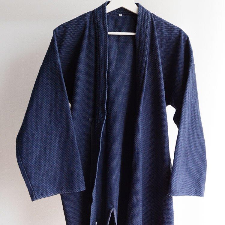 剣道着 刺し子 木綿 ジャパンヴィンテージ 平成 サイズ4 | Kendo Jacket Sashiko Cloth Cotton Japan Vintage Heisei