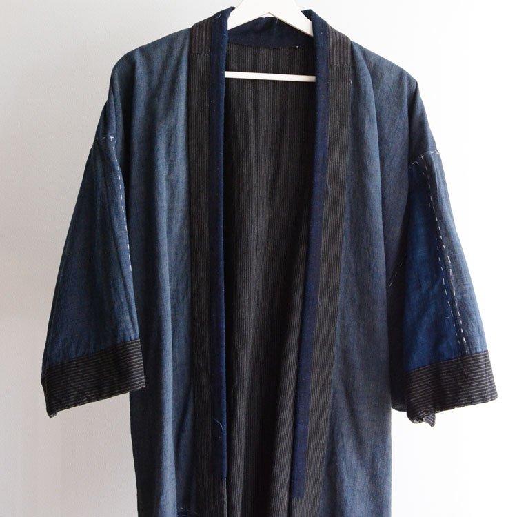 野良着 クレイジーパターン 襤褸 ジャパンヴィンテージ 大正 昭和 | Noragi Jacket Crazy Patterns Japanese Vintage Kimono Boro