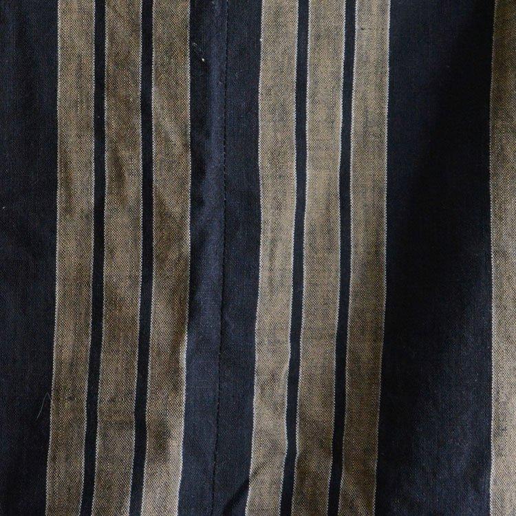 古布 木綿 こたつ布団 ジャパンヴィンテージ ファブリック 縞模様 Kotatsu Futon Cover Japanese Fabric Vintage Cotton Stripe