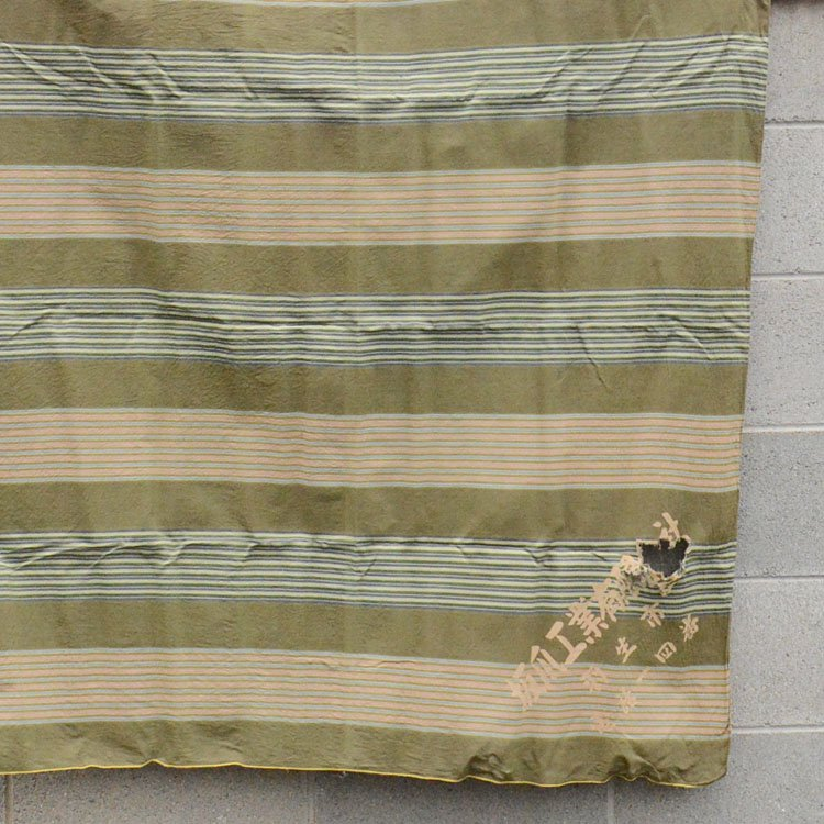 風呂敷 古布 木綿 縞模様 ジャパンヴィンテージ ファブリック テキスタイル 昭和 | Japanese Fabric Cotton Furoshiki Cloth Vintage Textiles