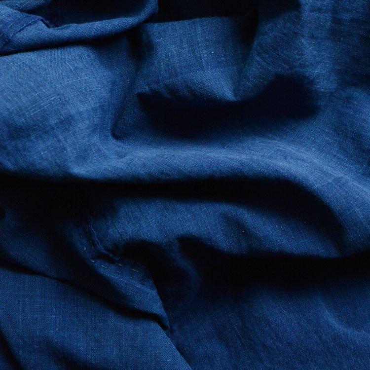 <img class='new_mark_img1' src='https://img.shop-pro.jp/img/new/icons8.gif' style='border:none;display:inline;margin:0px;padding:0px;width:auto;' />古布 藍染 襤褸 無地 ジャパンヴィンテージ ファブリック 木綿 テキスタイル 大正 | Japanese Fabric Vintage Indigo Boro Cotton Plain