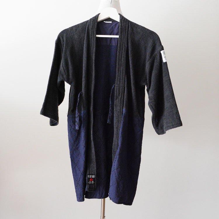 剣道着 刺し子 切り替え ミツボシ 日本製 木綿 ジャパンヴィンテージ | Kendo Gi Sashiko Jacket Made in Japan Vintage Cotton