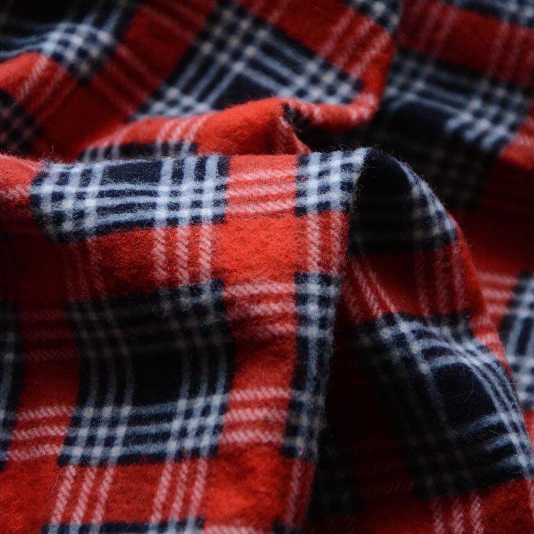 フランネル 生地 古布 ジャパンヴィンテージ コットン ファブリック テキスタイル 昭和 | Flannel Fabric Japanese Vintage Cotton Textile