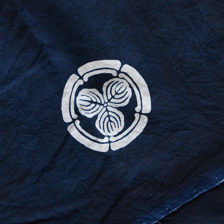 古布 藍染 木綿 風呂敷 ジャパンヴィンテージ ファブリック | Indigo Fabric Japanese Vintage Cotton Furoshiki