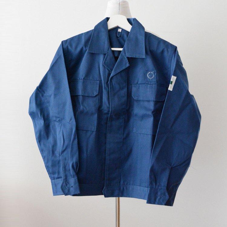 ワークジャケット オープンカラー ジャパンヴィンテージ デッドストック 東急百貨店 | Work Jacket Japan Vintage Deadstock