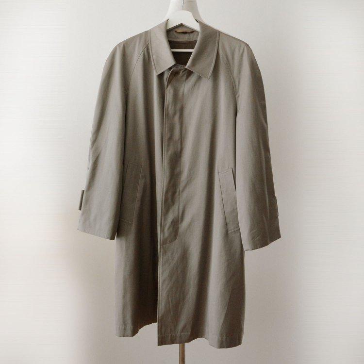 ステンカラーコート ジャパンヴィンテージ 80〜90年代 ライナー付き 日本製 | Coat Men Japan Vintage 80〜90s With Liner