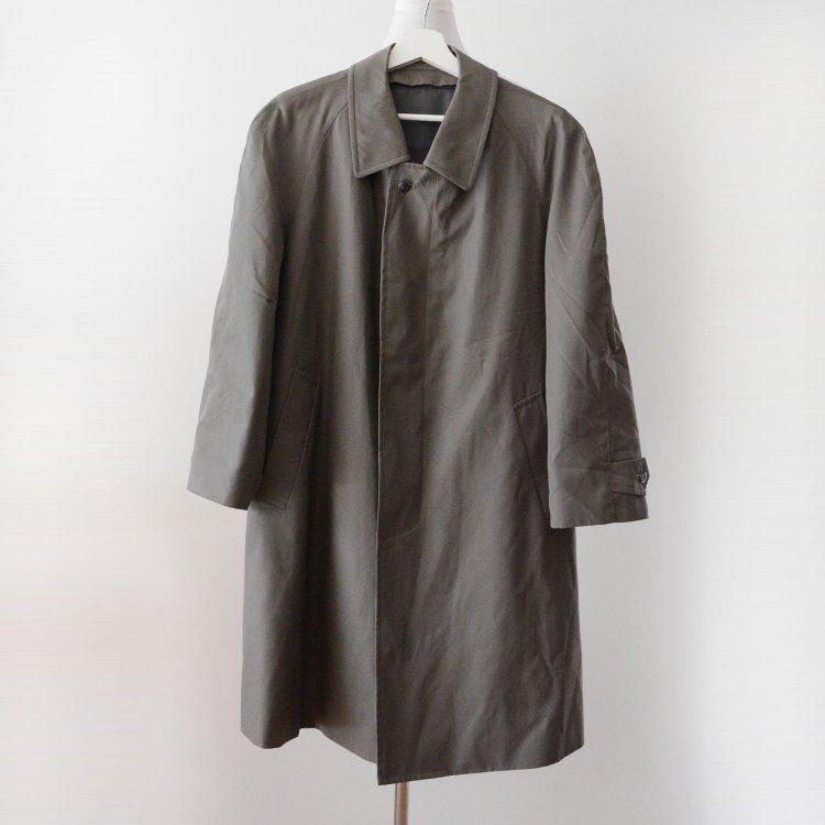 ステンカラーコート ジャパンヴィンテージ 80年代 ライナー付き 日本製 | Coat Men Japan Vintage 80s With Liner