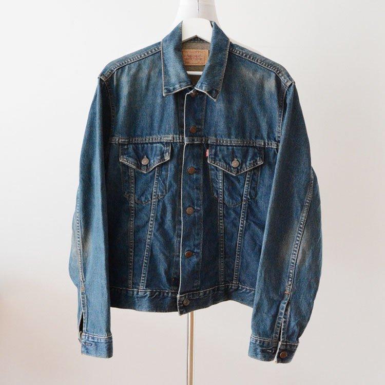 70505 リーバイス ジャパンヴィンテージ デニムジャケット 90年代 アメリカ製 | Levi's 90s Vintage Denim Trucker Jacket Made in USA
