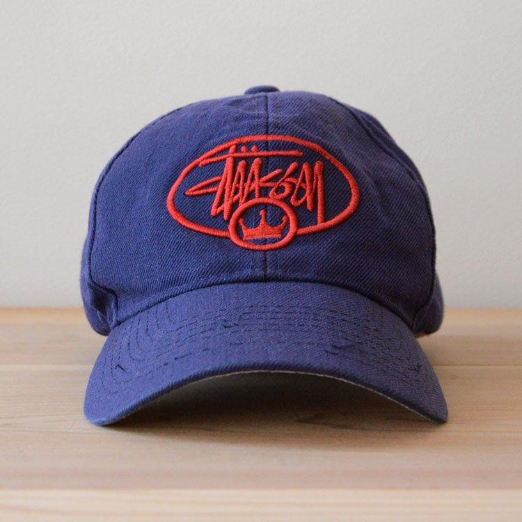 ステューシー キャップ ヴィンテージ 90年代 アメリカ製 クラウン | Stussy 90s Vintage Cap Made in USA