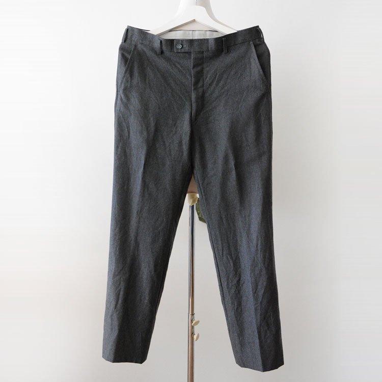 スラックス ジャパンヴィンテージ ウール グレー 90〜00年代 日本製 | Slacks Wool Made in Japan Vintage 90〜00s