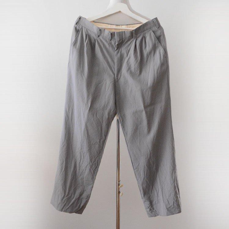 DAKS ダックス スラックス ジャパンヴィンテージ ウール グレー 90年代 日本製 | Slacks Wool Made in Japan Vintage 90s