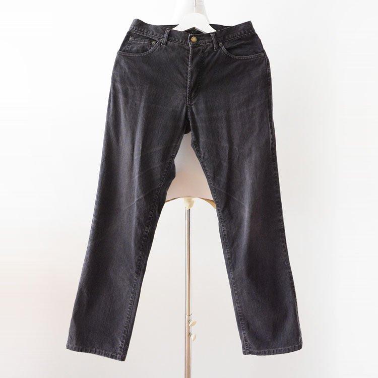 アニエスベー デニム ブラックジーンズ ヴィンテージ 90年代 旧タグ | agnes b. HOMME Vintage Black Denim Pants Jeans 90s