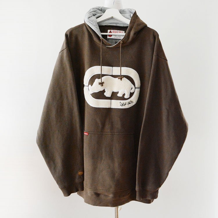 ECKO UNLTD パーカ スウェット ヴィンテージ 90〜00年代 エコーアンリミテッド XXL | Vintage 90〜00s Sweat Hoodie