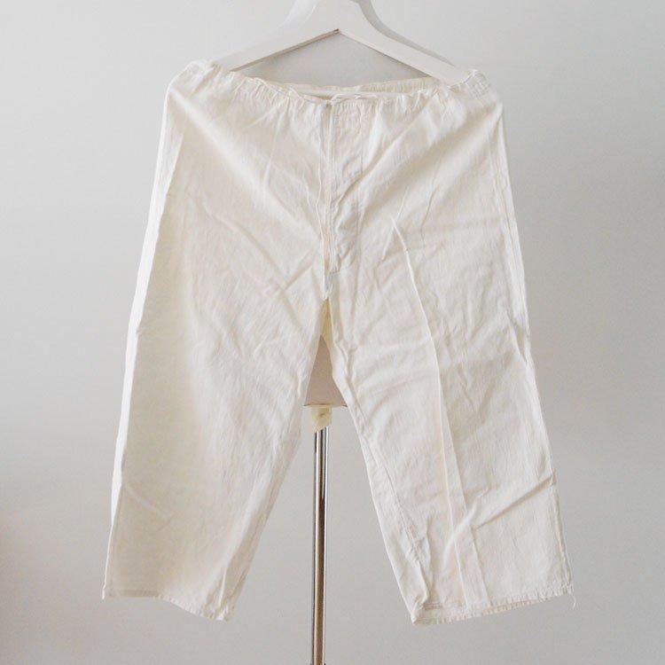 コットン パンツ ジャパンヴィンテージ ステテコ 50〜60年代   Cotton Pants Japan Vintage Clothing Suteteko 50〜60s