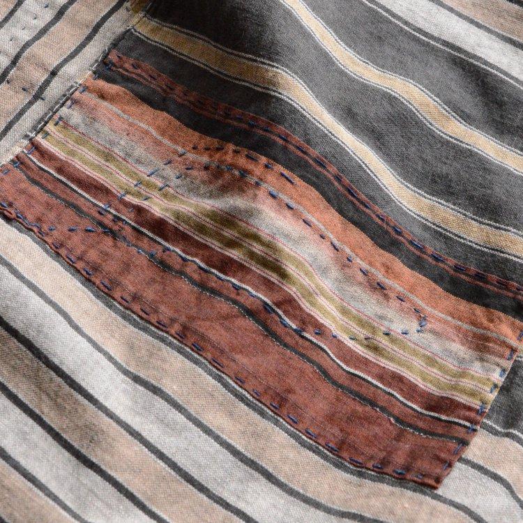 古布 襤褸 リペア 風呂敷 木綿 ジャパンヴィンテージ ファブリック テキスタイル 20〜30年代 | Furoshiki Vintage Japanese Fabric Boro Cotton