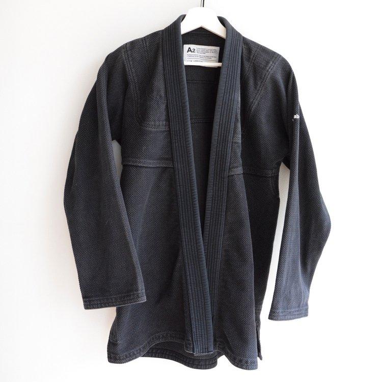 <img class='new_mark_img1' src='https://img.shop-pro.jp/img/new/icons8.gif' style='border:none;display:inline;margin:0px;padding:0px;width:auto;' />柔術着 黒 コットン ジャケット absorb アブソーブ | Jiu-jitsu Gi Cotton Jacket Black A2