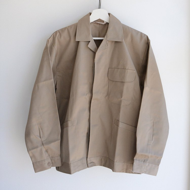 ワークジャケット ジャパンヴィンテージ デッドストック 未使用 60〜70年代 LL | Work Jacket Japanese Vintage Clothing Deadstock Satsuma