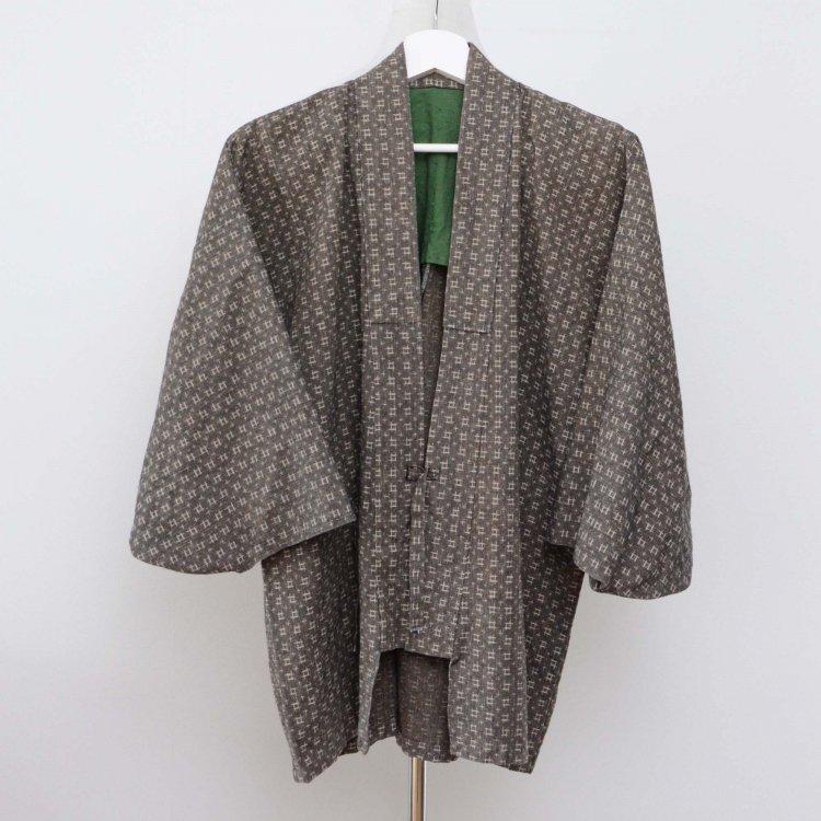 野良着 絣 木綿 着物 ジャパンヴィンテージ 大正 昭和初期 レアカラー | Kasuri Fabric Noragi Jacket Kimono Japanese Vintage Cotton