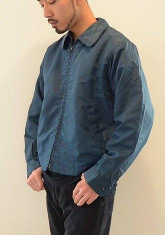 1960年代 ヴィンテージ アメリカ製 McGREGOR マクレガー マックレガー ナイロン アンチフリーズ ドリズラー 裏ボア ジャケット Made in USA