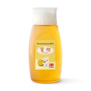 ほんまもん蜜柑蜂蜜 チューブ容器 500g