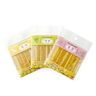 【レターパックライト(郵便受けに配達)可】ほんまもん蜂蜜3種類が入ったお試しスティックタイプ(各7g×6本入り)