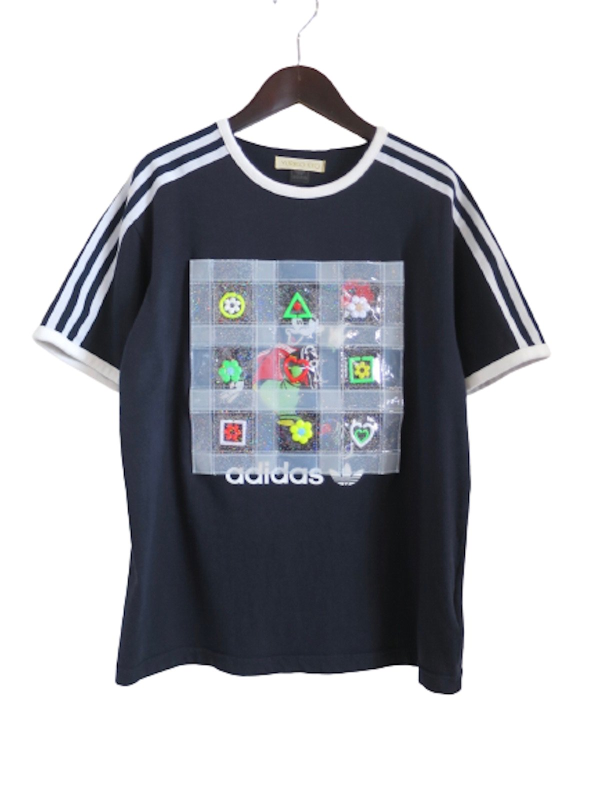 <img class='new_mark_img1' src='https://img.shop-pro.jp/img/new/icons1.gif' style='border:none;display:inline;margin:0px;padding:0px;width:auto;' />『YURIKO ETO』リメイクTシャツ