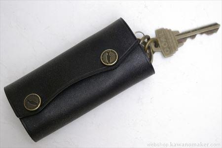 COMPOSED Key Case black / コンポーズドキーケースブラック