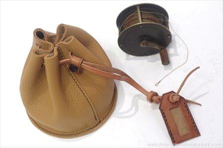 ウォームギアポーチキャメル / WARM Gear Pouch camel
